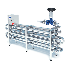 Tubular heat exchanger   DONI®Therm TCH