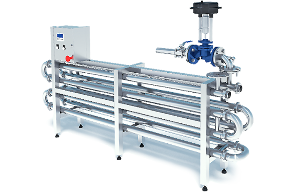 Tubular heat exchanger | DONI®Therm TCH