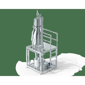 Module for milk vacuum de-aeration   DONI®Deair