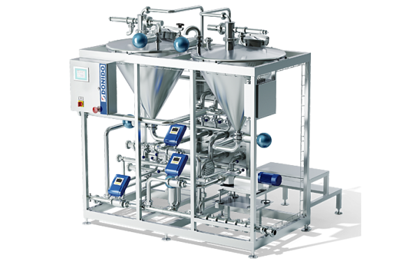 Module for liquid and viscose additives | DONI®Liquid Plus