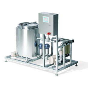 Module for the dosing of starter culture   DONI®Ferment Plus