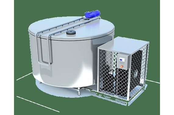 Vertical milk cooling tank   DONI®Cool V