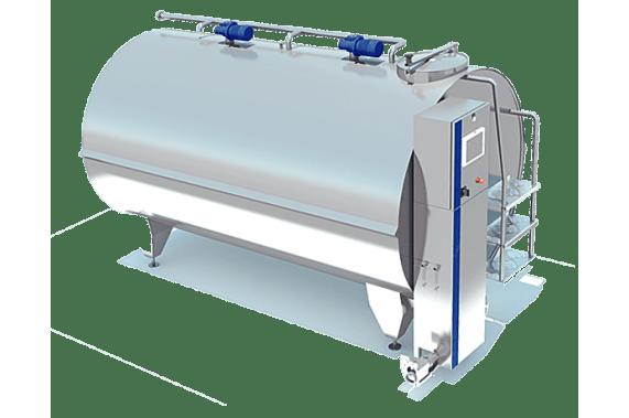 Horizontal milk cooling tank   DONI®Cool H