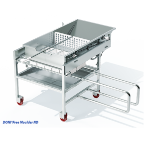 A module for the filling of moulds and block moulds | DONI®Free Moulder
