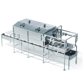 Module for partial draining and filling of moulds | DONI®Draining/Filling