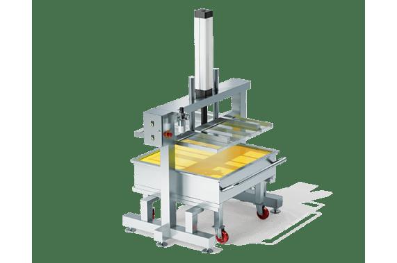 Draining and Cheddaring Module   DONI®Prepress