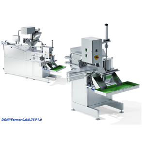 Module for dosing with automatic cutting | DONI®Former 0.75 P1.0