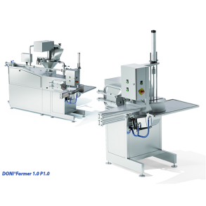 Module for dosing and moulding | DONI®Former 1.0 P1.0
