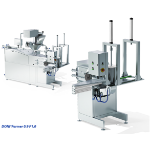 Module for dosing with automated cutting and filling | DONI®Former 0.9 P1.0