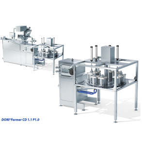 Module for dosing with automated cutting and filling | DONI®Former CD 1.1 P1.0