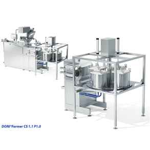 Module for dosing with automated cutting and filling | DONI®Former CS 1.1 P1.0