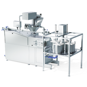 Curd cooking module | DONI®Plastformer 2.0
