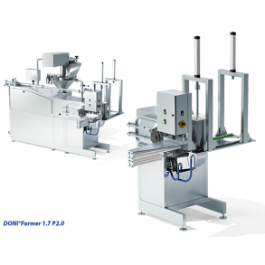 Module for dosing with automated cutting and filling | DONI®Former 1.7 P2.0