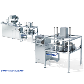 Module for dosing with automated cutting and filling | DONI®Former CD 2.0 P2.0