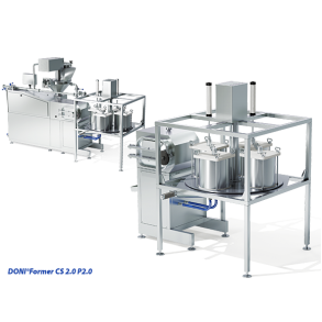 Module for dosing with automated cutting and filling | DONI®Former CS 2.0 P2.0