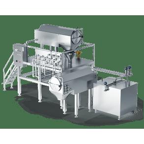In-line brining module   DONI®Drain/Brine