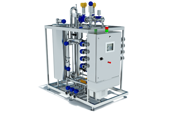 Automated cleaning-in-place module | DONI®Pro CIP А 35