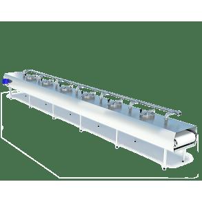 Transport conveyor belt | DONI®Transist С
