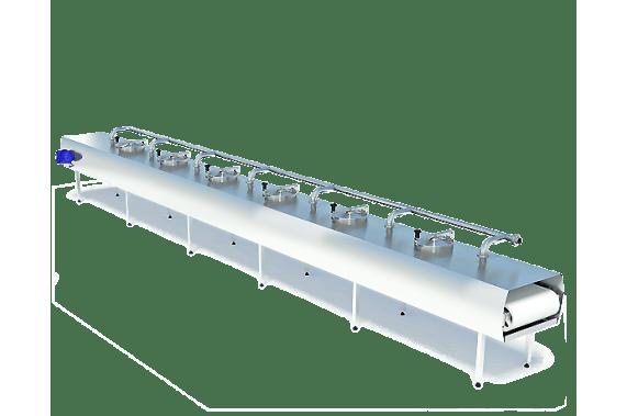 Transport conveyor belt   DONI®Transist С
