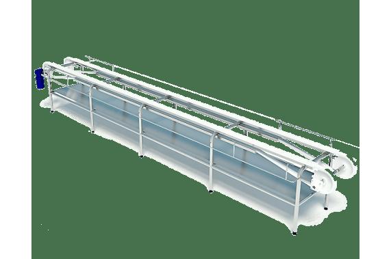Transport conveyor belt   DONI®Transist O