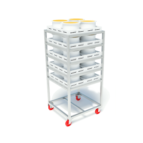 Mobile stacks | DONI®Transcarriage