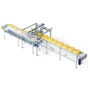 Module for extracting the product | DONI®Mouldmatic PRD