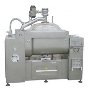 Cryogen vacuum meat mixer AVZ-600CR Castellvall