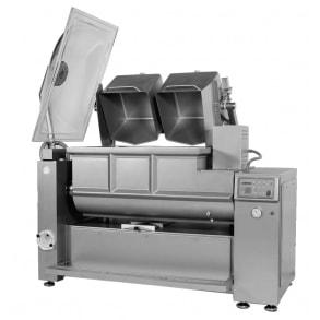 Vacuum meat mixer AVZ-1500 Castellvall