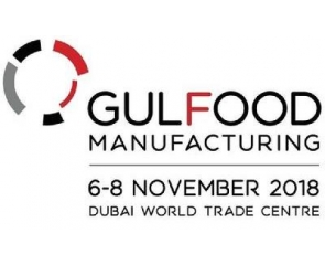 Gulfood Manufacturing 2018 Dubai, UAE