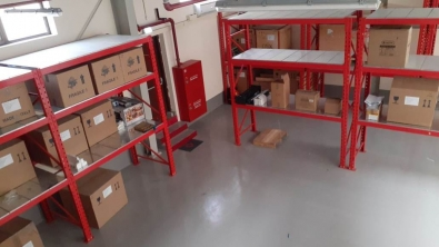 Opening service center and show-room of food processing equipment in Middle East (UAE, Dubai)